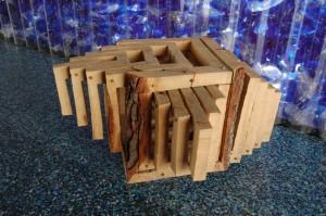Luuk van Binsbergen Expanded cube (Medium)
